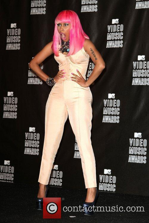 Nicki Minaj and Mtv 5