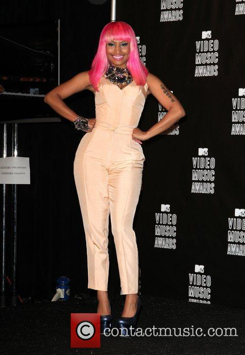 Nicki Minaj and Mtv 11