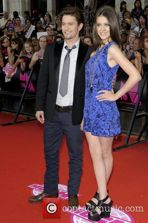 Jackson Rathbone and Nicole Peltz 1