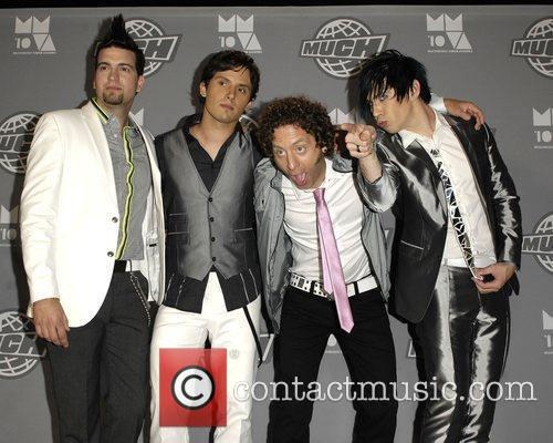 2010 MuchMusic Video Awards - Press Room