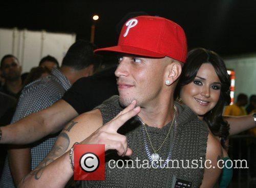 Various artists perform at 'Music Hall Reggaeton Concert'...