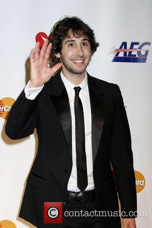 Josh Groban 2010 MusiCares Person of The Year...