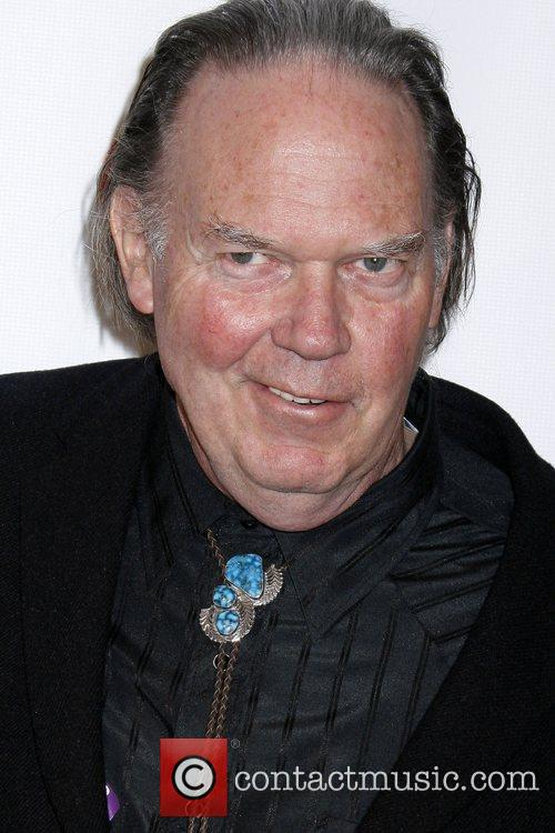Neil Young 2010 MusiCares Person of The Year...