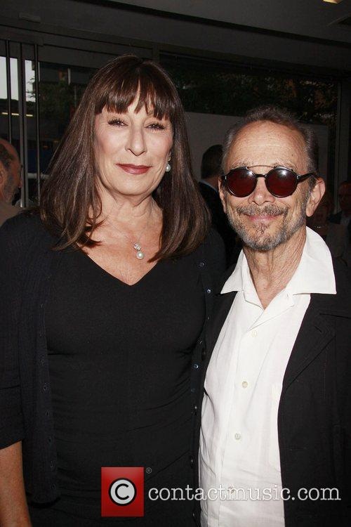 Angelica Huston and Joel Grey 6