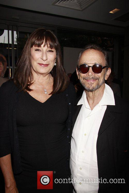 Angelica Huston and Joel Grey 4