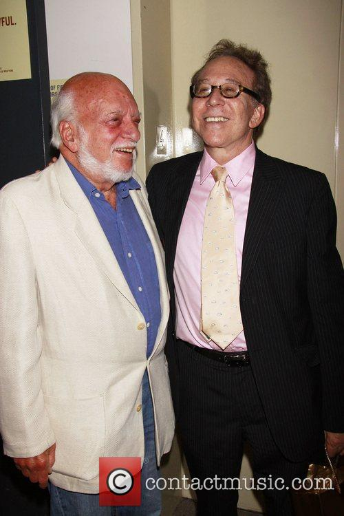 Hal Prince and Kenny Solms 1