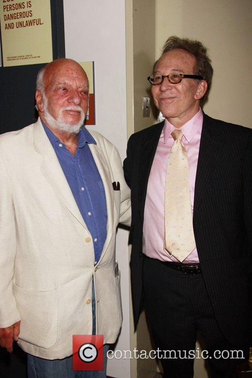 Hal Prince and Kenny Solms 2