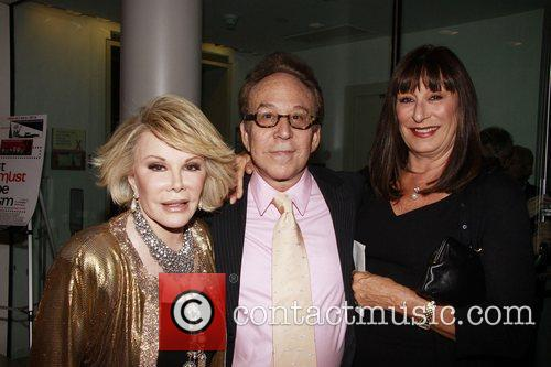 Joan Rivers and Angelica Huston 10