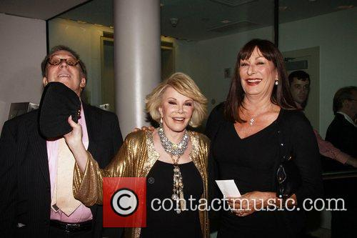 Kenny Solms, Angelica Huston and Joan Rivers 3