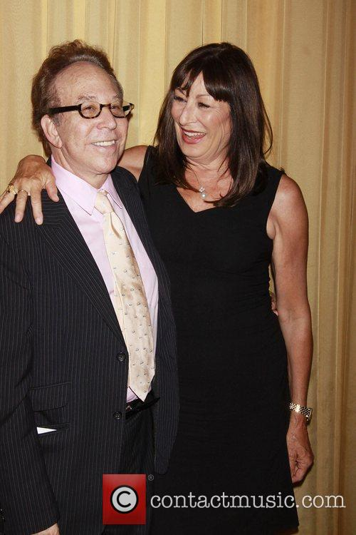 Kenny Solms and Angelica Huston 2