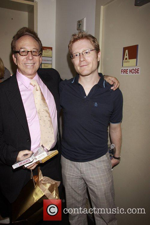 Kenny Solms and Anthony Rapp 6