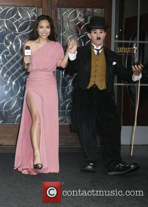 Myleene Klass and Cnn 6