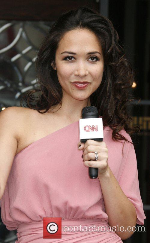 Myleene Klass and CNN 20
