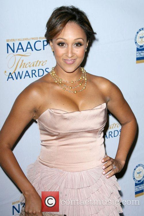 Tamara Mowry 20th Annual NAACP Theatre Awards held...
