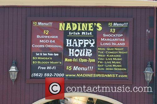 Nadine's Irish Mist bar which is owned by...