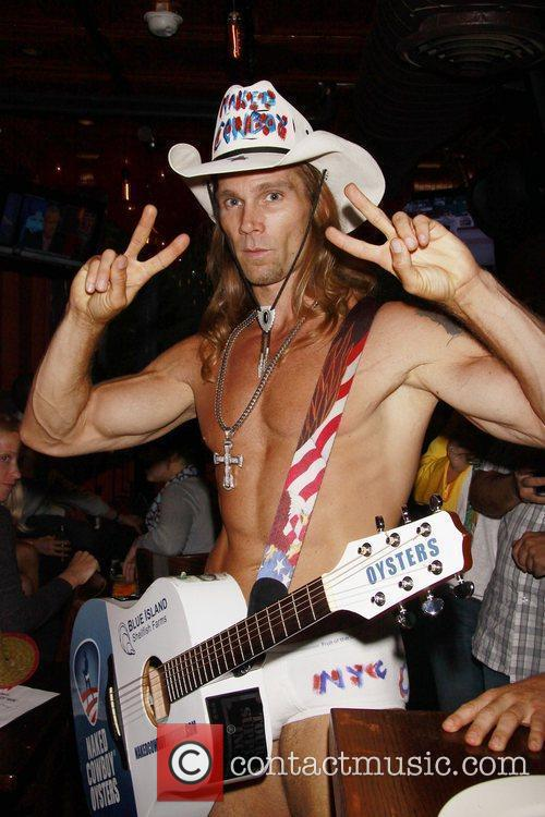 Robert John Burck Aka The Naked Cowboy 5