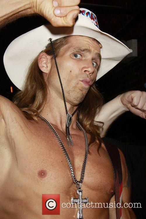 Robert John Burck Aka The Naked Cowboy 6