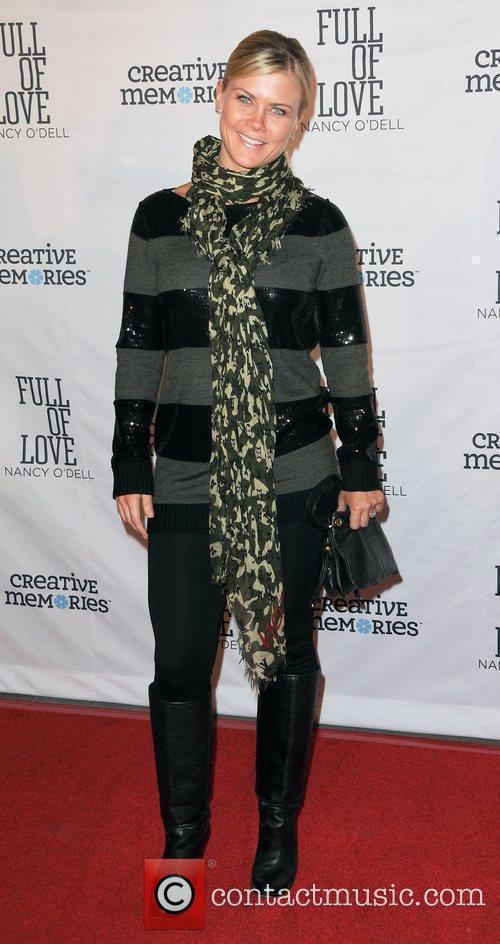Alison Sweeney  Nancy O'Dell launches her new...