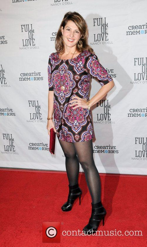 Nia Vardalos  Nancy O'Dell launches her new...