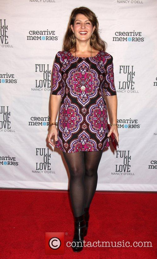 Nancy O'Dell launches her new book 'Full of...
