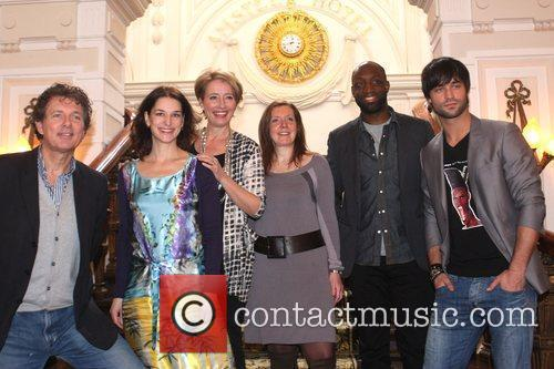 'Nanny McPhee' photocall at the Amstel Hotel