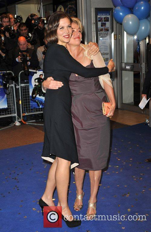 Maggie Gyllenhaal and Emma Thompson 9