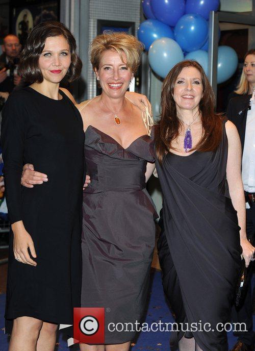Maggie Gyllenhaal, Emma Thompson, Odeon West End