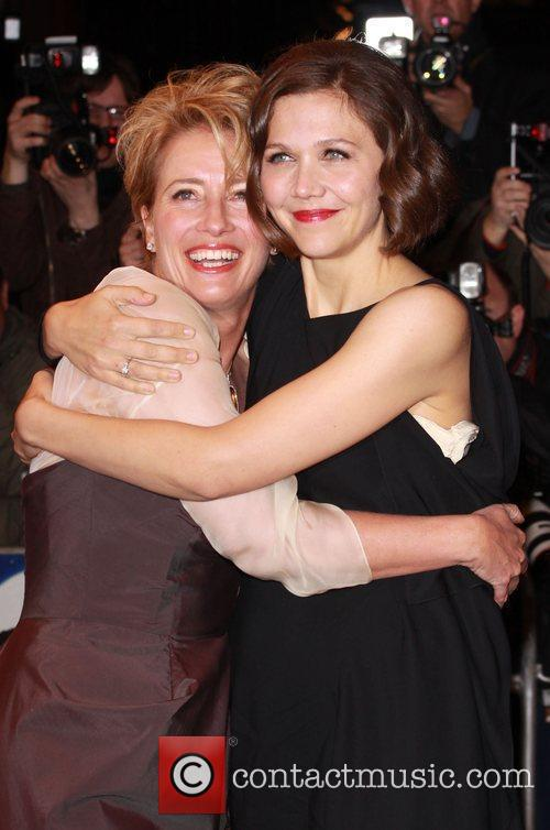 Emma Thompson and Maggie Gyllenhaal 2