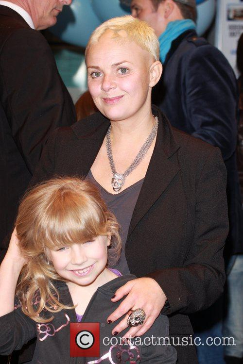 Gail Porter and Daughter Honey 3