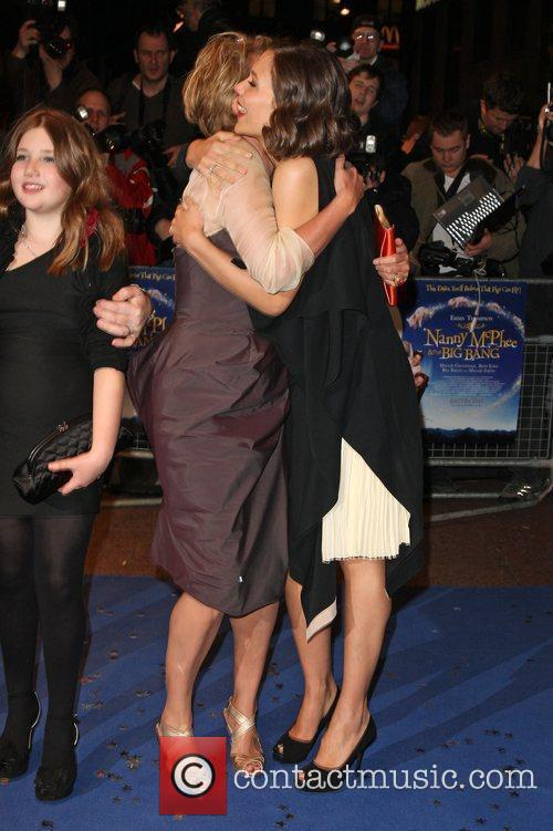 Emma Thompson and Maggie Gyllenhaal 4