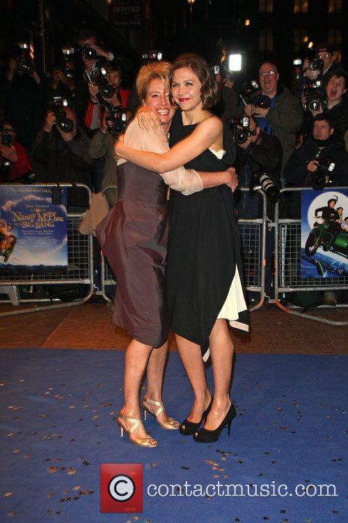 Emma Thompson and Maggie Gyllenhaal 5