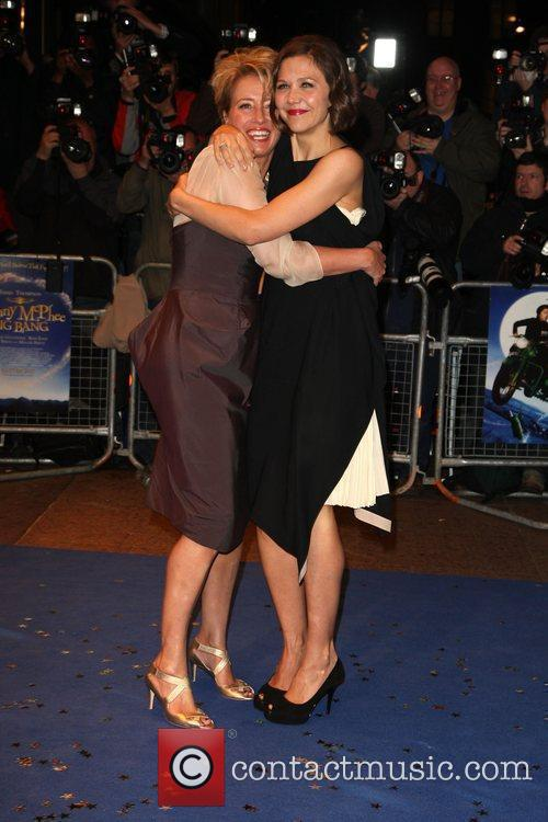Emma Thompson and Maggie Gyllenhaal 3
