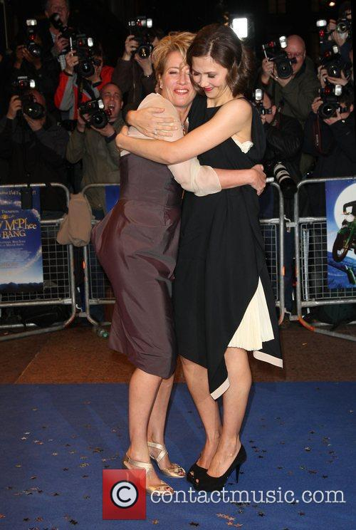 Emma Thompson and Maggie Gyllenhaal 1