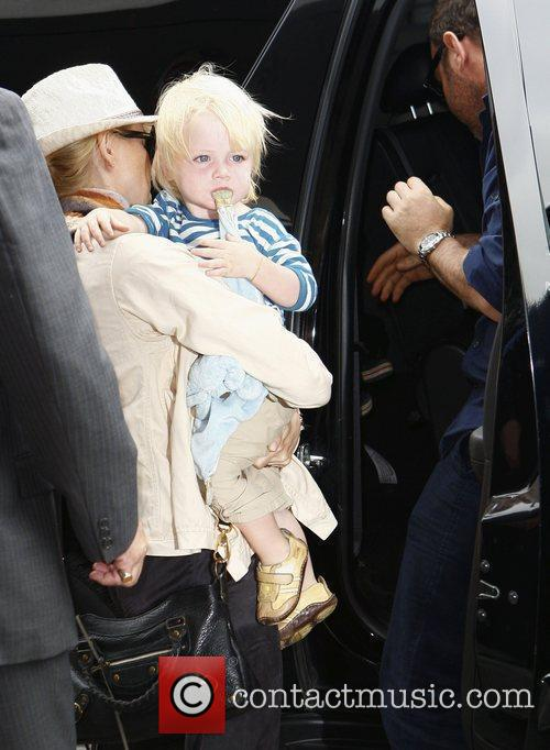 Naomi Watts and her son Samuel 'Sammy' Kai...