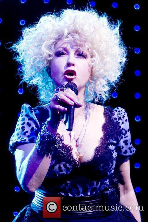 Cyndi Lauper NARM: The Music Business Association's 2010...