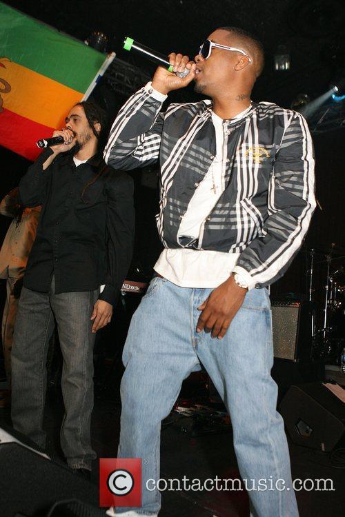 Damian Marley and Nas Nas and Damian Marley...