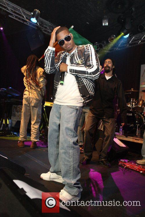 Nas and Damian Marley 7