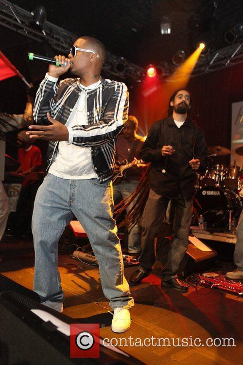 Nas and Damian Marley 1