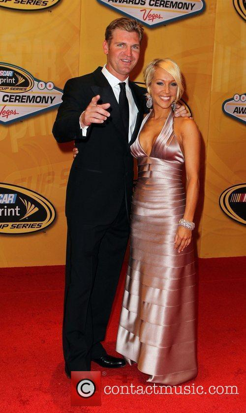 Clint Bowyeer and Guest Nascar Sprint Cup Series...