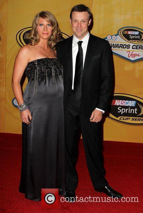 Matt Kenseth and Katie Kenseth Nascar Sprint Cup...