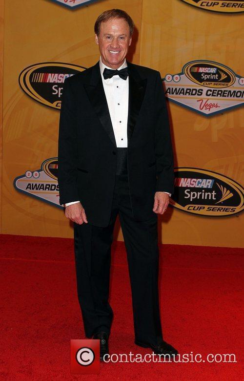 Rusty Wallace Nascar Sprint Cup Series Award Ceremony...