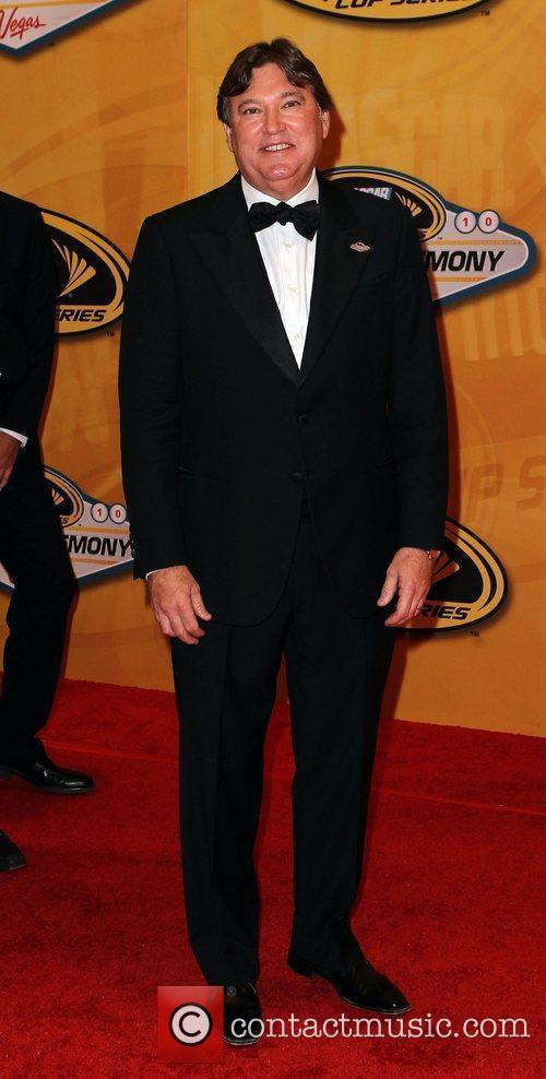 Brian France Nascar Sprint Cup Series Award Ceremony...