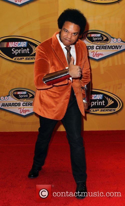 Eric Lewis Elew Nascar Sprint Cup Series Award...