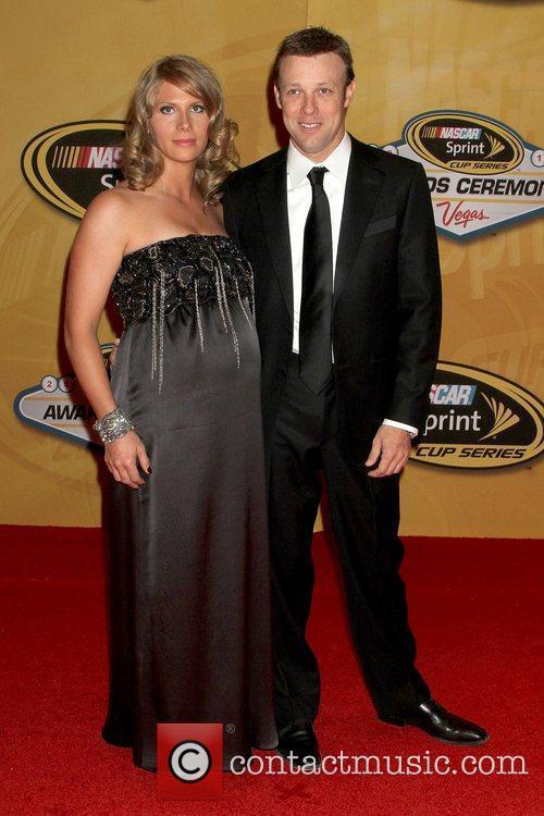Guest and Matt Kenseth Nascar Sprint Cup Series...