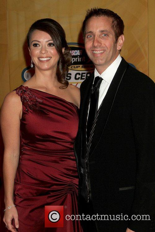 Guest and Greg Biffle Nascar Sprint Cup Series...