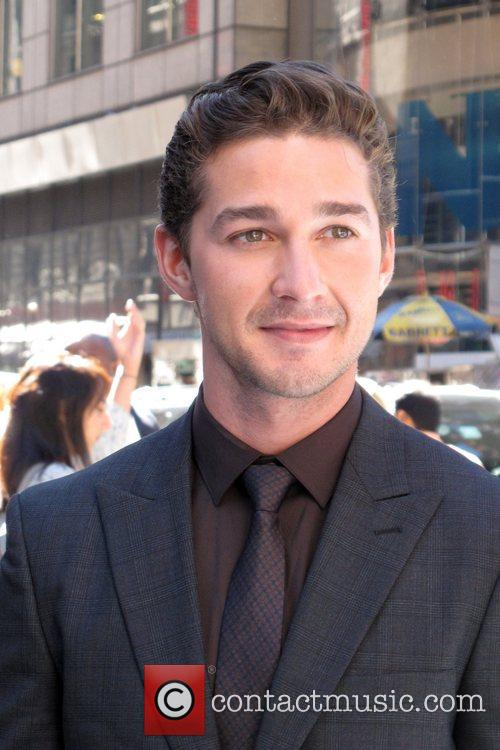 Shia Labeouf and Wall Street 1