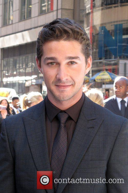 Shia Labeouf and Wall Street 5