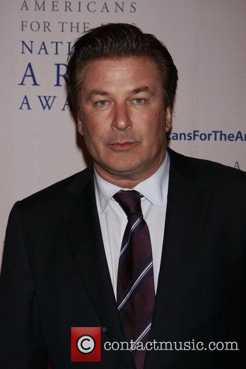 Alec Baldwin  The 2010 National Arts Awards...