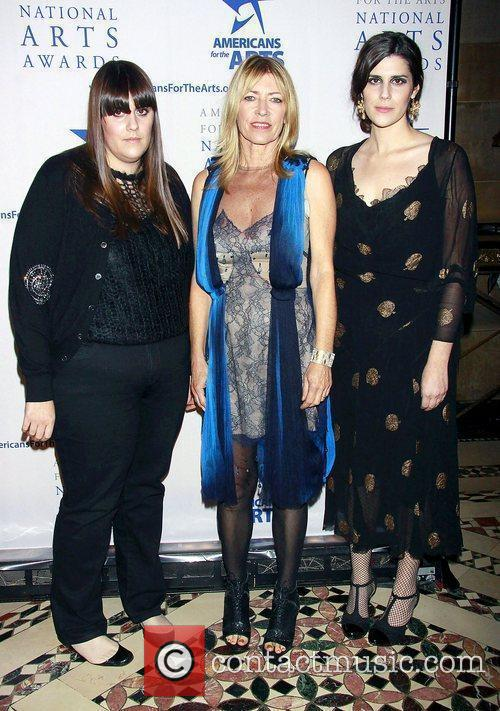 Kate Mulleavy, Kim Gordon and Laura Mulleavy...