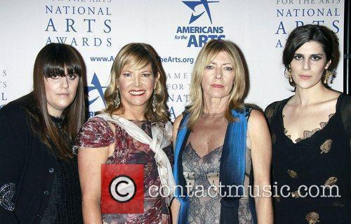 Kate Mulleavy, Maria Bell, Kim Gordon and Laura...